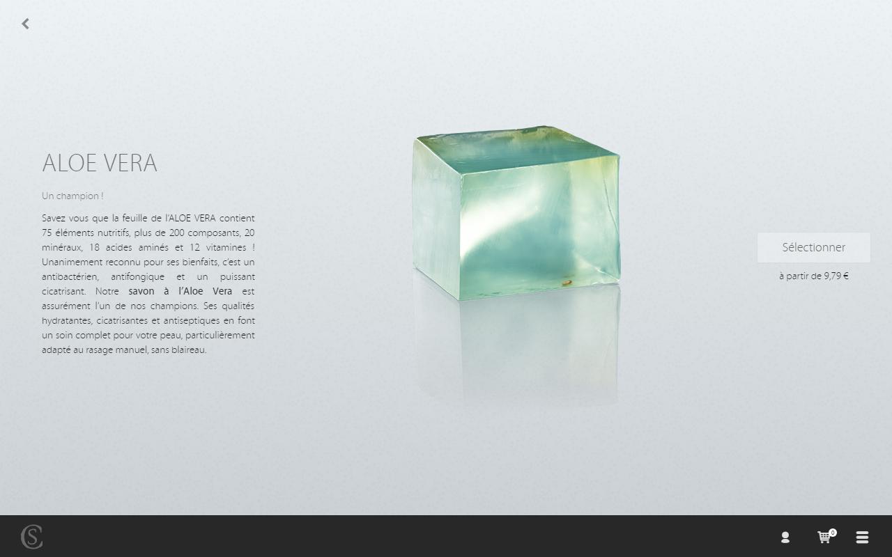 Mlb webdesigner int grateur d veloppeur front end - Le comptoir des savonniers ...